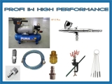 airbrush set Profi IW High Performance