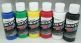Createx Opaque set  6 X 60 ml