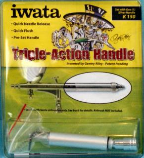 Triple-Action Handle