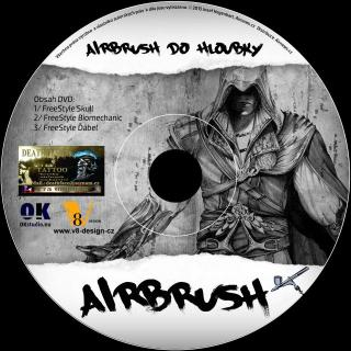 DVD Airbrush do hloubky